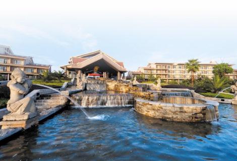陽澄湖瀾廷度假酒店
